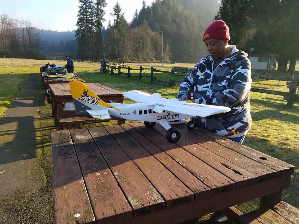 Geyser Flyers @ Flaming Geyser State Park | RC Flying Club